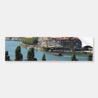 Porto, Portugal Bumper Sticker