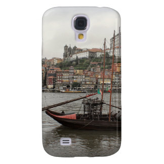 Porto waterfront, Portugal Galaxy S4 Case