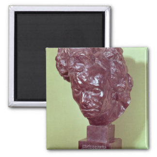 Portrait Bust of Ludwig van Beethoven  1901 Magnet