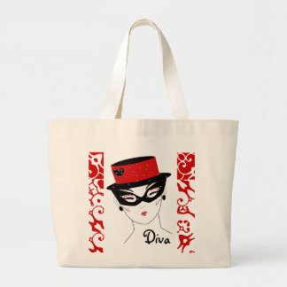 """""""Portrait Diva I"""" Bag Bag"""