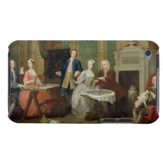 Portrait of a Family, 1730s (oil on canvas) Case-Mate iPod Touch Case