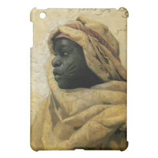 Portrait of a Nubian Cover For The iPad Mini