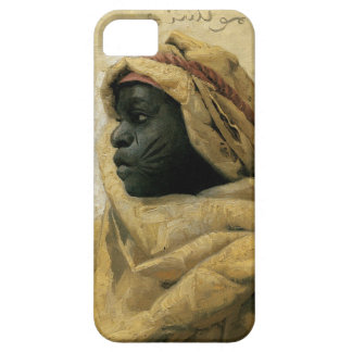 Portrait of a Nubian iPhone 5 Cover