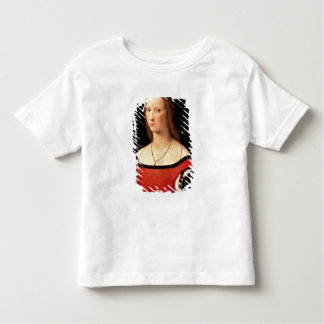Portrait of a Woman, 1500s Toddler T-Shirt