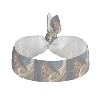 Portrait of a Young Woman by Pierre Auguste Cot Ribbon Hair Tie