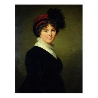 Portrait of Arabella Cope, Duchess of Dorset Postcard