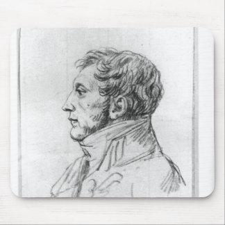 Portrait of Armand Augustin Louis Mouse Pad