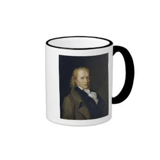 Portrait of Benjamin Constant de Rebecque Ringer Mug