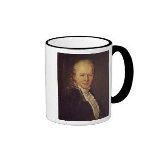 Portrait of Benjamin Constant Ringer Mug