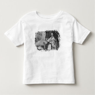 Portrait of Cardinal Mazarin  in his Palace Toddler T-Shirt