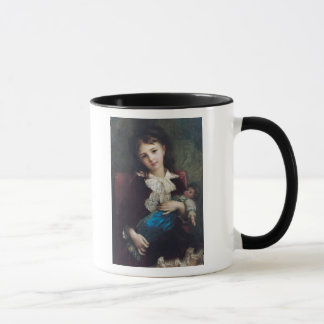 Portrait of Catherine du Bouchage, 1879 Mug