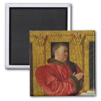 Portrait of Chancellor Guillaume Jouvenel Magnet