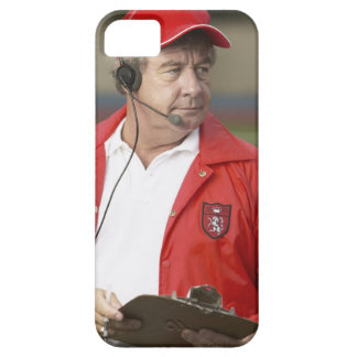Portrait of Coach iPhone 5 Cover