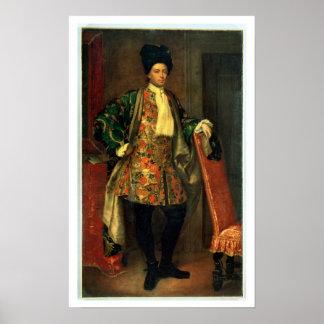Portrait of Count Giovanni Battista Vailetti Poster