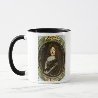 Portrait of Count Roger Bussy de Rabutin Mug