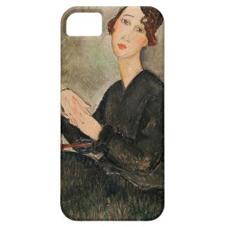 Portrait of Dedie Hayden, 1918 iPhone 5 Cases