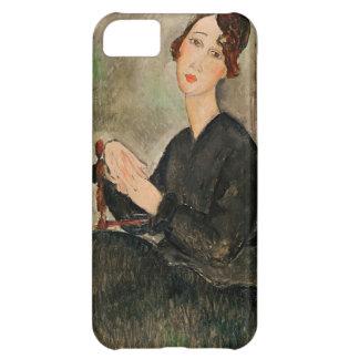 Portrait of Dedie Hayden, 1918 iPhone 5C Case