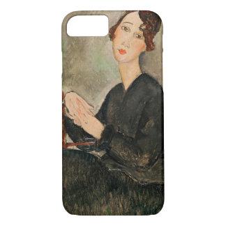 Portrait of Dedie Hayden, 1918 iPhone 7 Case