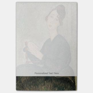 Portrait of Dedie Hayden, 1918 Post-it® Notes