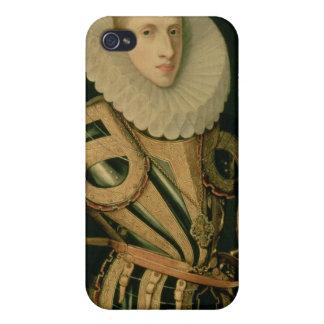 Portrait of Diego de Villamayor, 1609 Cover For iPhone 4