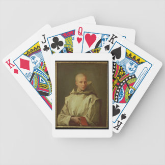 Portrait of Dom Baudouin du Basset of Gaillon, 171 Bicycle Playing Cards
