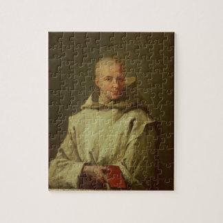 Portrait of Dom Baudouin du Basset of Gaillon, 171 Jigsaw Puzzle
