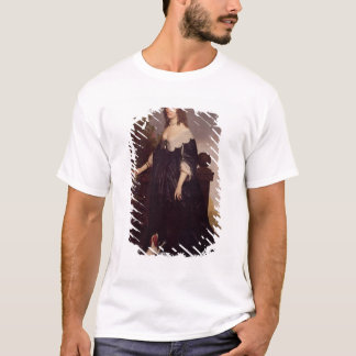 Portrait of Elizabeth, Queen of Bohemia T-Shirt