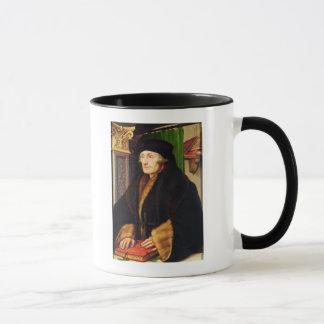 Portrait of Erasmus, 1523 Mug