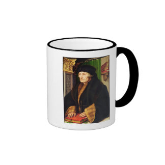 Portrait of Erasmus, 1523 Mug