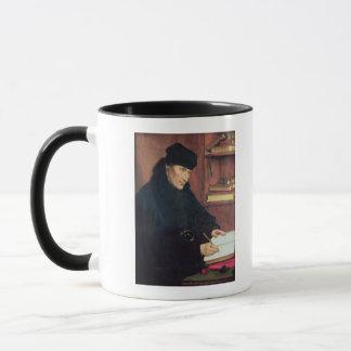 Portrait of Erasmus of Rotterdam Mug