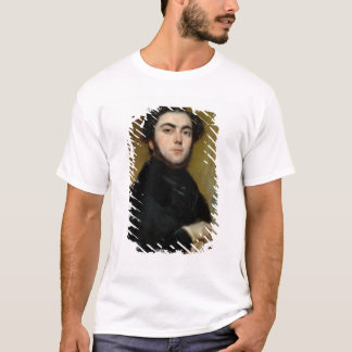 Portrait of Eugene Sue  1837 T-Shirt