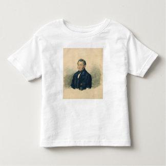 Portrait of Faddey Venediktovich Bulgarin, c.1840 Toddler T-Shirt