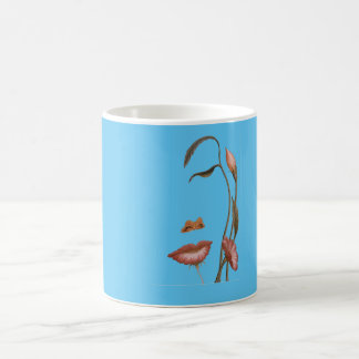 Portrait of fauna coffee mug