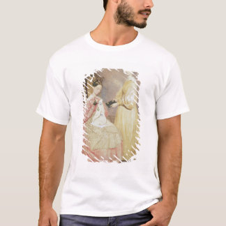 Portrait of Florence Nightingale  and her T-Shirt