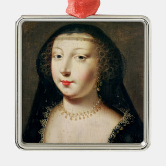 Portrait of Gabrielle d'Estrees Christmas Ornament