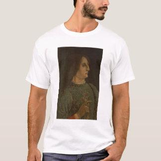 Portrait of Galeazzo Mario Sforza (1444-76) c.1471 T-Shirt