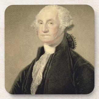 Portrait of George Washington, engraved by William Coaster