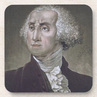 Portrait of George Washington, from 'Le Costume An Coaster