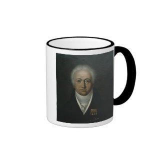 Portrait of Goethe, 1816 Mug