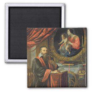 Portrait of Guillaume de Vair Magnet