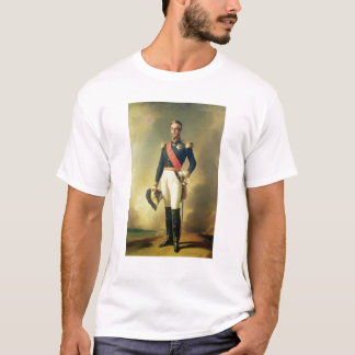 Portrait of Henri-Eugene-Philippe-Louis T-Shirt