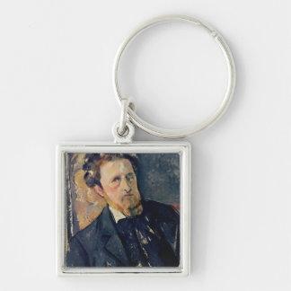 Portrait of Joachim Gasquet  1896-97 Key Ring