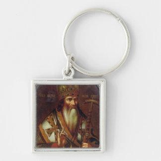 Portrait of Joachim, Patriarch of Moscow Key Ring