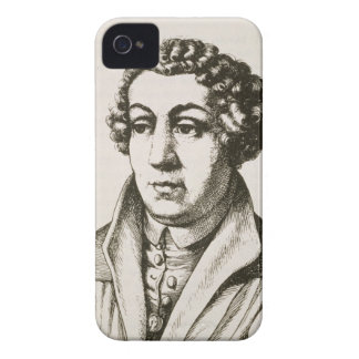 Portrait of Johann Reuchlin (1455-1522) copy of a iPhone 4 Covers