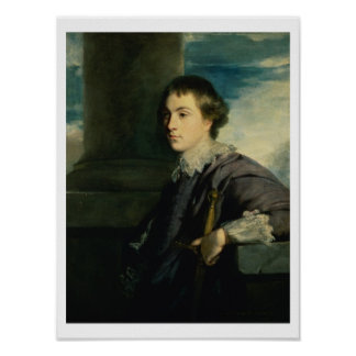Portrait of John Charles Spencer, Lord Althorp (oi Poster