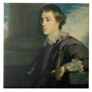 Portrait of John Charles Spencer, Lord Althorp (oi Tile