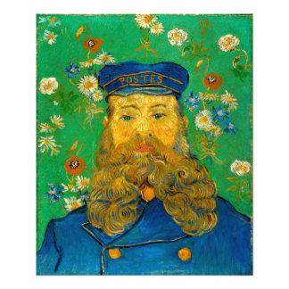 Portrait of Joseph Roulin by Vincent Van Gogh Photo Art