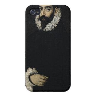 Portrait of Juan Alfonso de Pimentel y Herrera iPhone 4 Case
