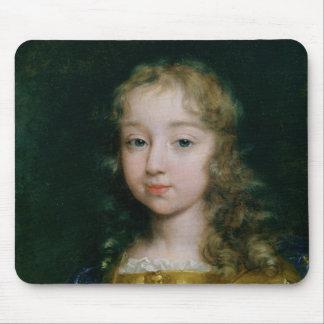 Portrait of Louis XIV as a child Mouse Pad