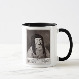 Portrait of Louise de Marillac Mug